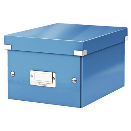 Arkivboks Leitz Click&Store WOW blå small 220x160x282mm