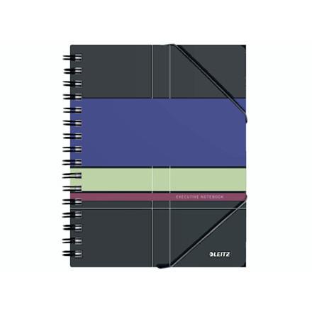 3 stk Notesblok Leitz Be Mobile Executive A5 linjeret
