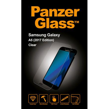 50 stk PanzerGlass Samsung Galaxy A5 (2017) Clear (Bulk)