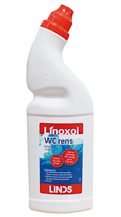 LINOXOL 750 ML WC RENS