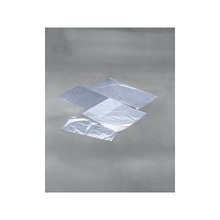 1000 Stk Plastikpose LDPE klar m/hul 200x400x0,025mm 1000stk