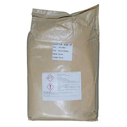 Salicylsyre, 25 Kg