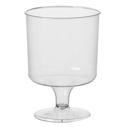 Plastikglas Rødvin 20 Cl 10 Stk