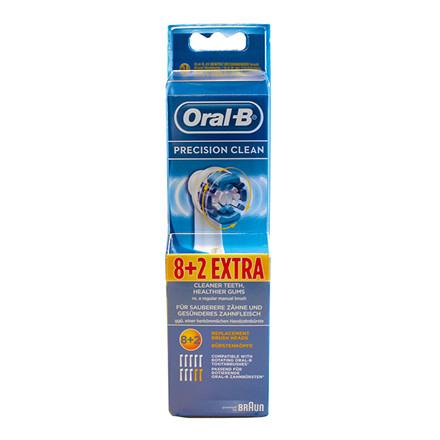 Børstehoveder Oral-B runde 10 stk