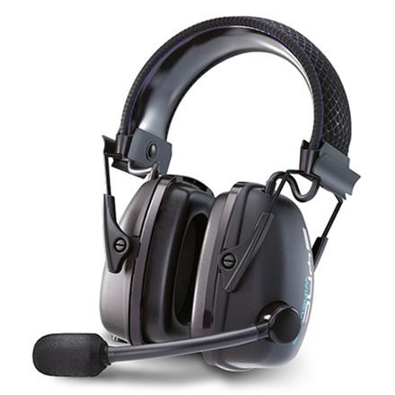 Høreværn m/bluetooth & mikrofon
