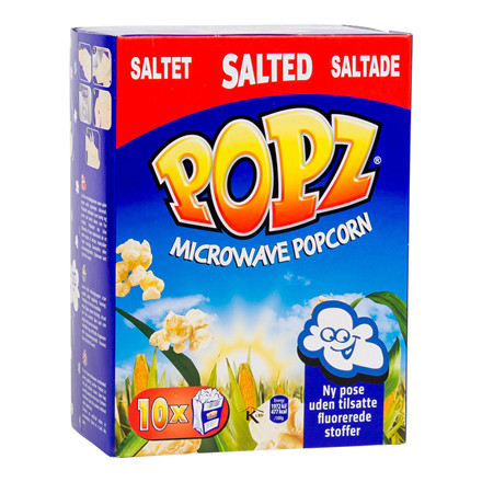 Popz Popcorn 10 Poser