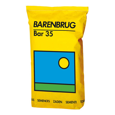 Bar 35 Græsfrø, 15 kg