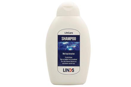 500 ML SHAMPOO M/LUGTABSORBER-+