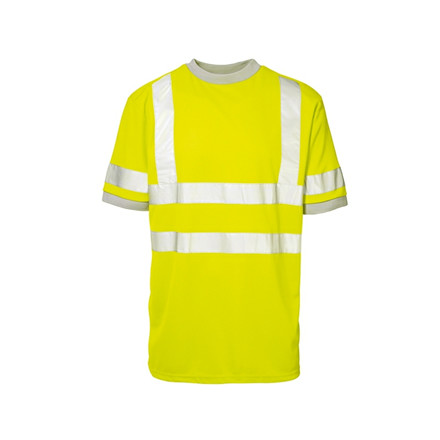 T-Shirt Sikkerhed Xl/2Xl Gul