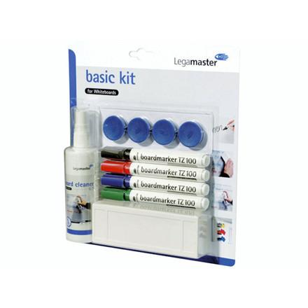 Whiteboard starterkit Legamaster Basic m/10 produkter