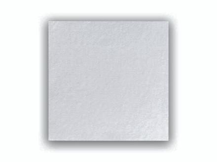 40 Stk 6 pakker Servietter Dunilin hvid 48x48cm 40stk/pak