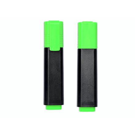 10 stk Tekstmarker Q-Line grøn