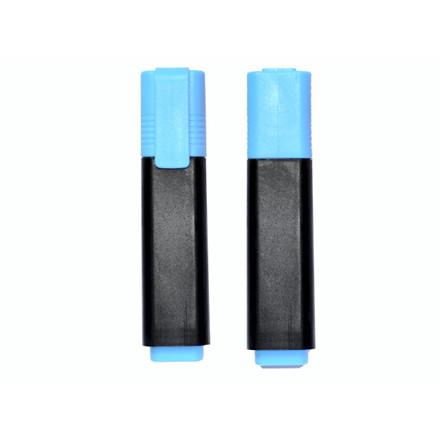 10 stk Tekstmarker Q-Line blå
