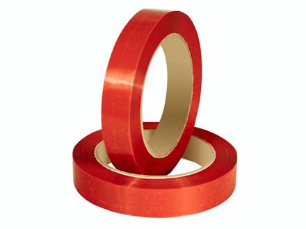 66 Meter 24 ruller Tape PVC-s rød 12mmx66m