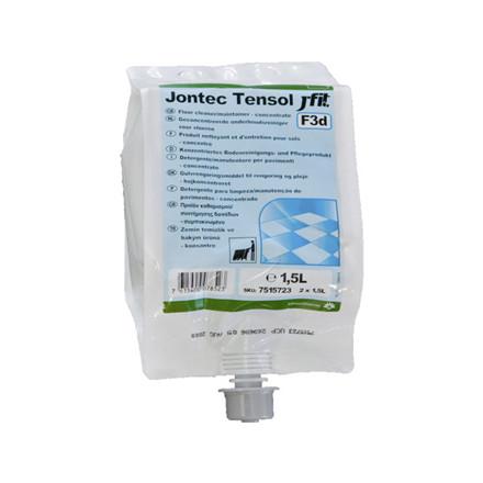 1 Liter 2 stk Gulvpleje TASKI Jontec Tensol 1,5l