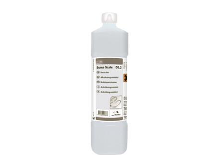 1 Liter 6 stk Kalkfjerner Suma Scale D5.2 1l W2029