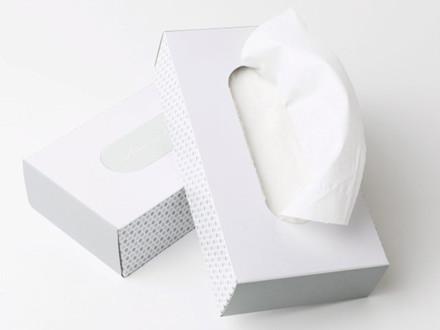 54 Pakker Ansigtsserviet Soft feelings 20x21cm 100ark 54pak/