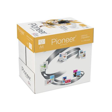 250 Ark Kopipapir Pioneer 100g A4 250ark/pak