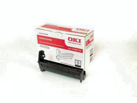 Laser Drum OKI sort tromle 43381724 C5800/C5900 Kap. 20000 s