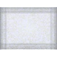 5 pakker Dækkeservietter Dunicel Sort 30x40cm 100stk/pak