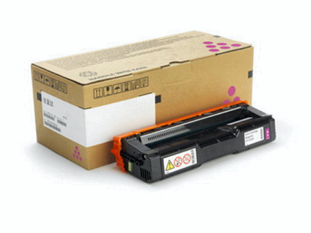 Lasertoner RICOH SP C252HE magenta 407718 6000sider/v5%