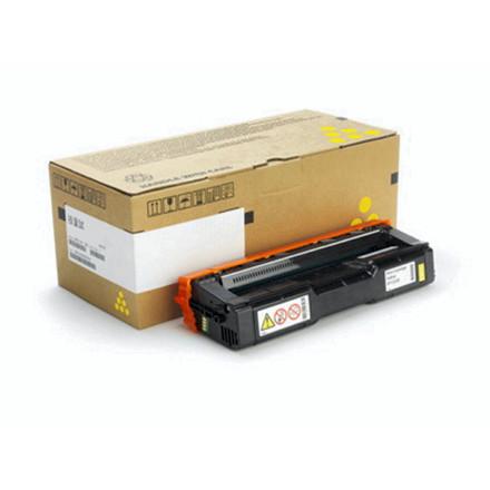 Lasertoner RICOH SP C252HE yellow 407719 6000sider/v5%