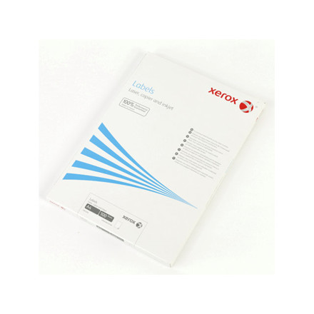 Laserlabels Xerox 52,5x29,7mm 003R90022 40stk/ark 100ark/æsk