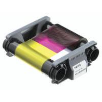 Farvebånd Evolis YMCKO Badgy 100/200