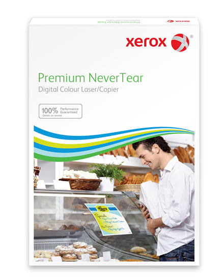 100 Ark Kopipapir Premium NeverTear SRA3 vandfast 270mic 100
