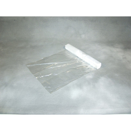 50 Poser 18 ruller Spandepose LD klar 600x600mm 40l 50ps/rl