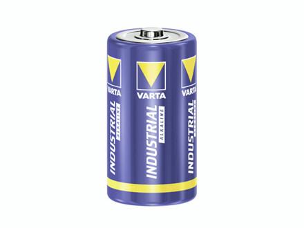 20 Stk Batteri Varta Industrial LR 14 C 20stk/pak Hjd.50,0xØ
