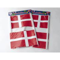 10 Stk Flag papir på pind 20x27cm 10stk/pak