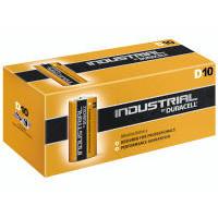 Batteri Duracell Industrial D 10stk/pak LR20 / MN1300