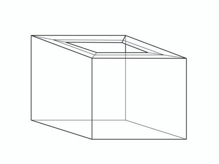 5 stk Containersvøb C13 2 Bølger 1180x780x700/90/110mm Kv 14