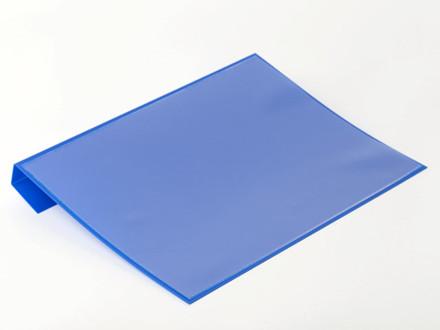 50 stk Pallelomme blå A4 til pallerammer