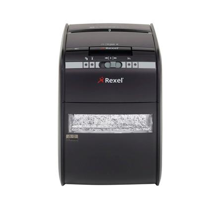 Makulator Rexel Auto+ 90X 4x45mm P3 sort