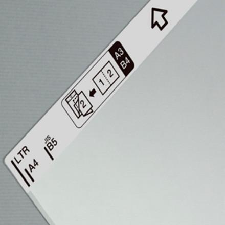 Indføringsark t/kvittering 5ark tilbehør t/scanner