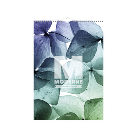 Familiekalender A3 Moderne 29,7x42cm 19 0662 60