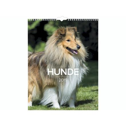 Vægkalender Hunde 29,5x39cm 19 0663 20