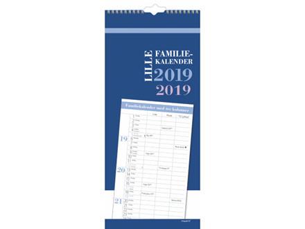 Familiekalender lille 19x43cm 19 0664 40