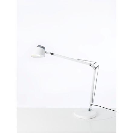 Bordlampe LightUp by Matting Valencia hvid