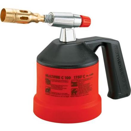 Gasbrænder Roflame Piezo 1800C