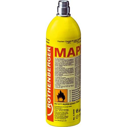 "Gas mapp 750 ml 7/16""gev"