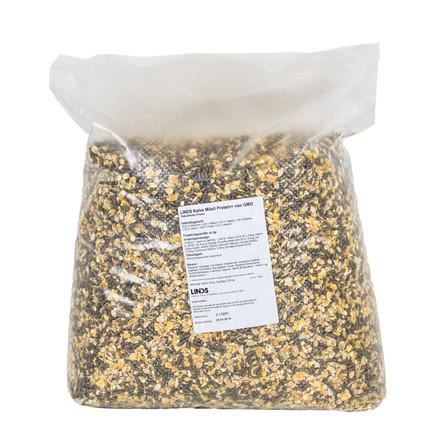 Kalve Müsli LINDS 20% protein non GMO 15 kg
