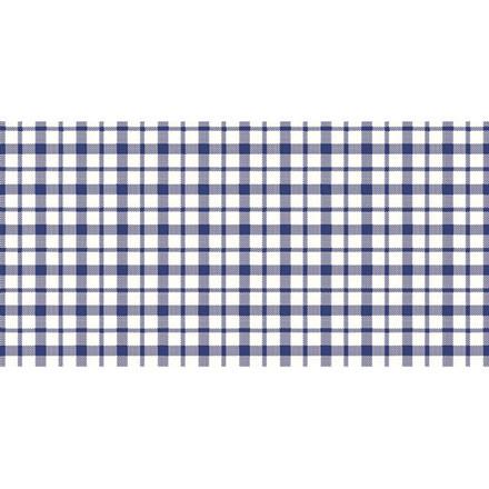 Stikdug Dunicel Giovanni blue 84x84cm 100stk/kar