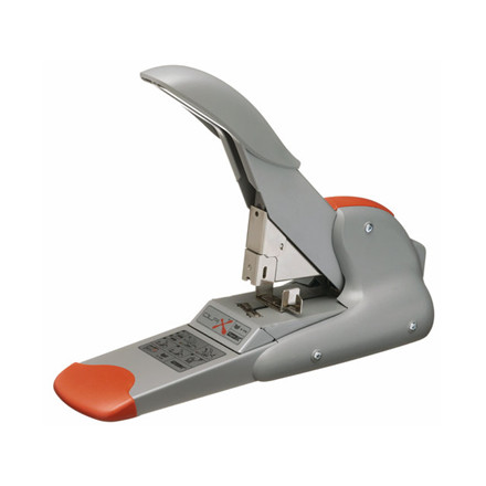 Blokhæfter Rapid DUAX sølv/orange op til 170 ark