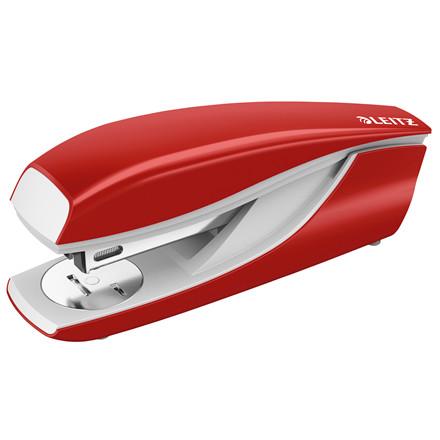Hæftemaskine Leitz 5502 30ark rød