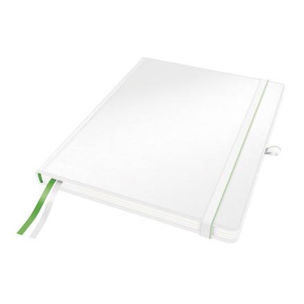 Notesblok Leitz Complete iPad linieret 80 perf. blade hvid