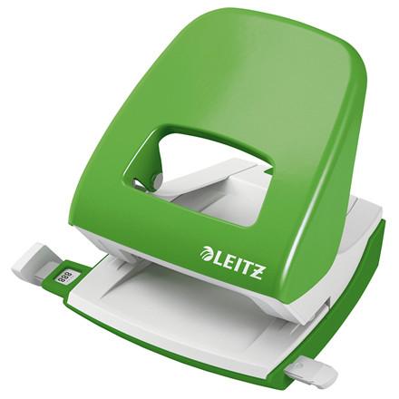 Hulapparat Leitz 5008 2-huls 30ark grøn