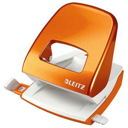 Hulapparat Leitz 5008 WOW 2-huls 30ark orange